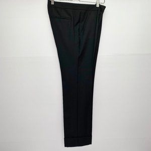 Magaschoni Collection Pants 4 Black Cuff Career